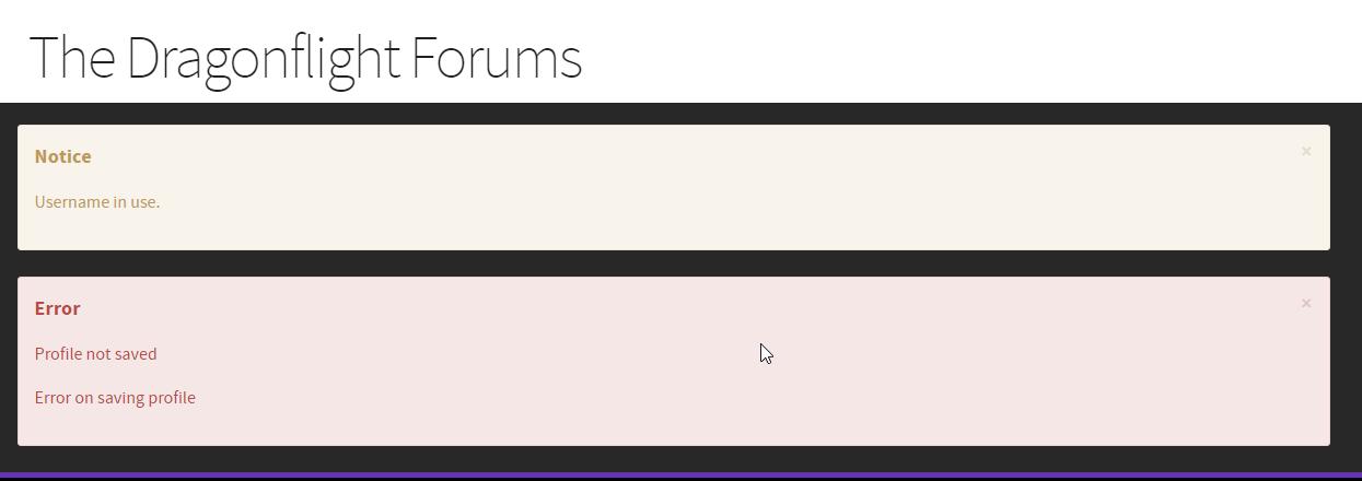 Kunena Easy Profile Integration - Saving Kunena Profile Error